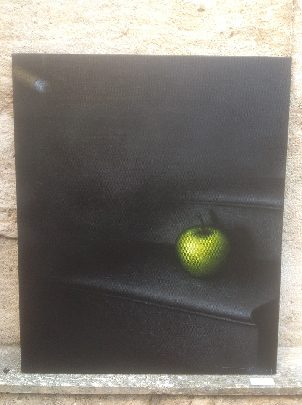 Ябълката на Срефан Божков