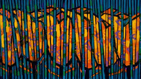 """Юбилейна изложба на Велин Динев в столичната галерия """"Червената точка"""""""