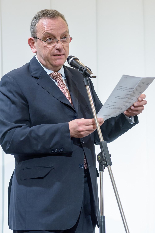 Петър Стоянович откри изложбата
