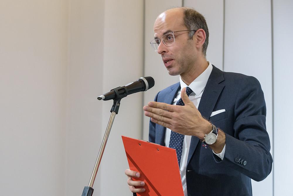 Константин Вълков, програмен директор на Дарик радио