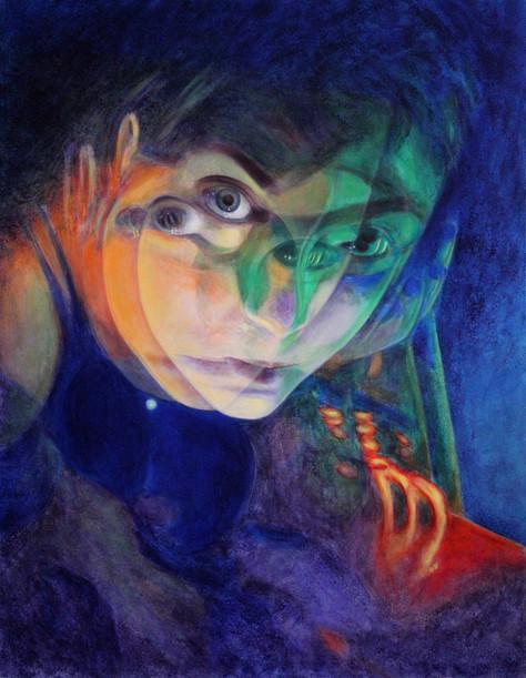 SCHEIN - самостоятелна изложба на Гергана Николова