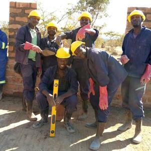 June 2021 trainee builders