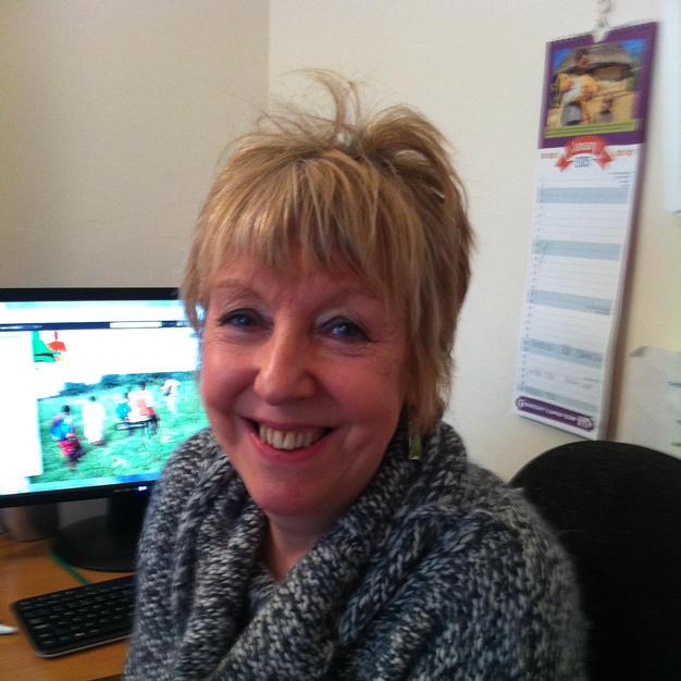 Gill Nelson FoM secretary