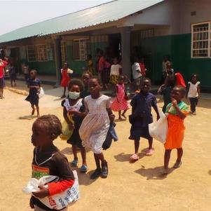 Children return when schools re-open