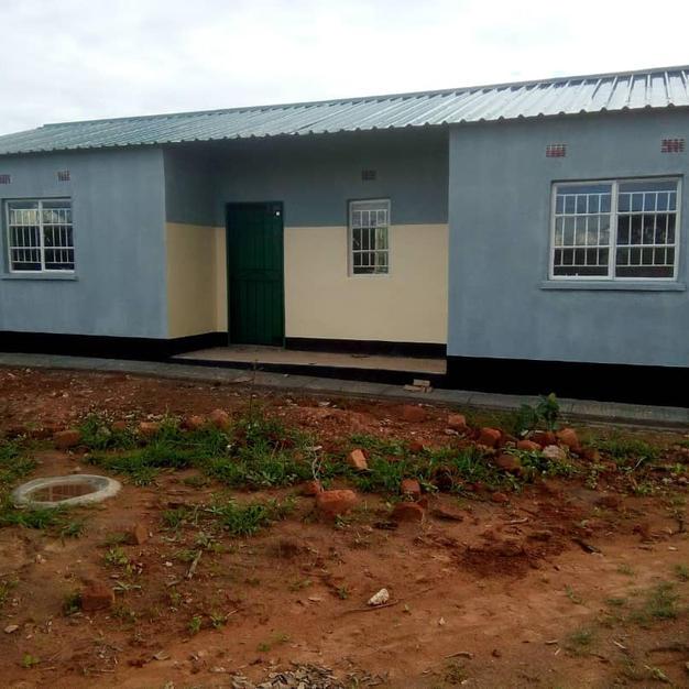 Second teacher's house ready January 2021