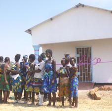 Showers for girls built 2015