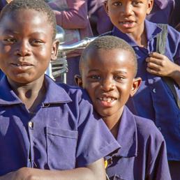 Kaumba school Friends of Monze visit June 2019