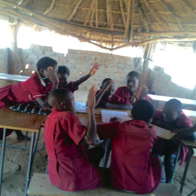 Lessons in the old classroom