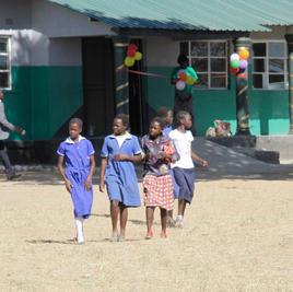 School built ready to handover