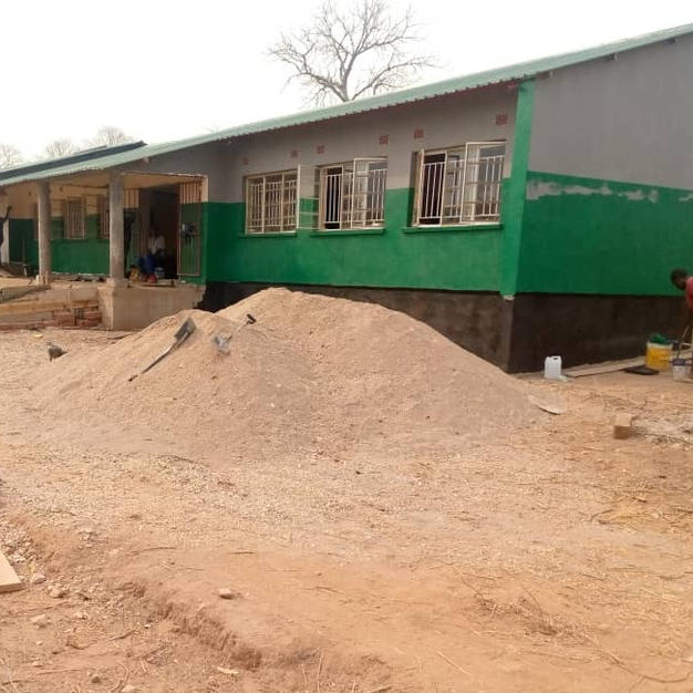 Mungolo School completed October 2020
