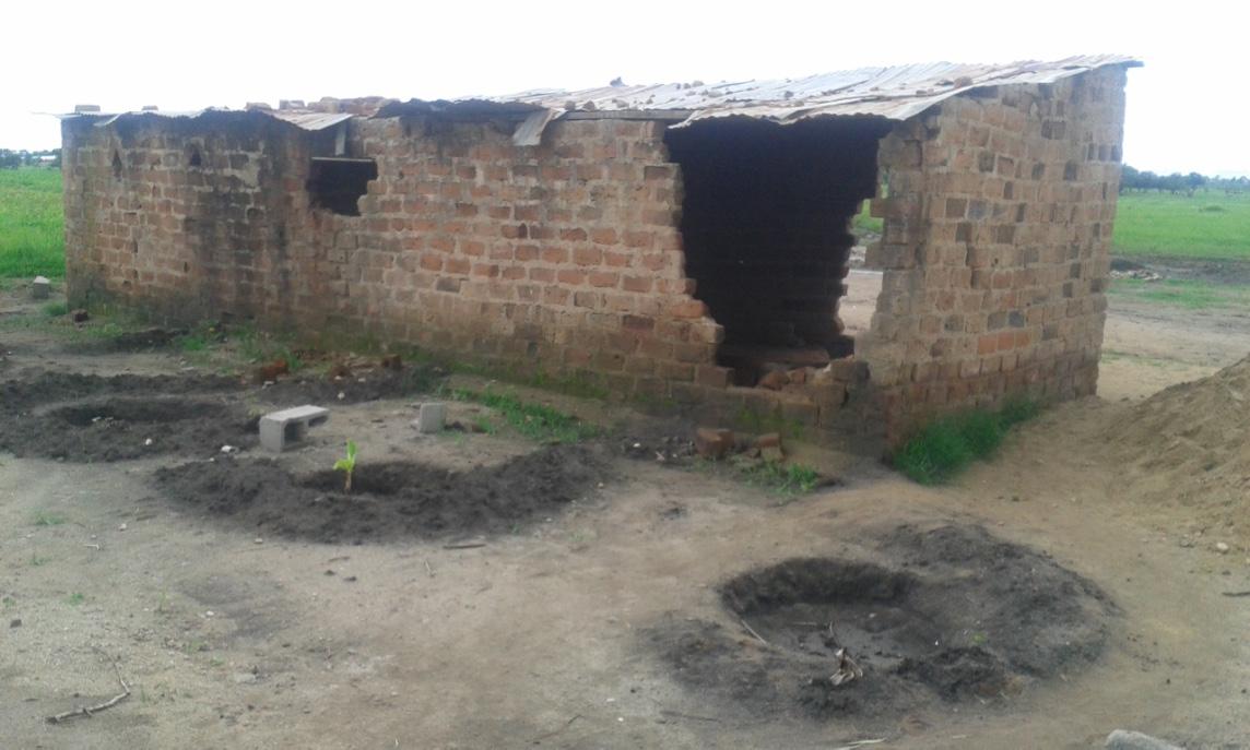 Lushomo school collapsed