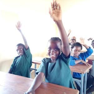 Children in school ready to learn