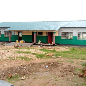January 2021 classrooms completed ready for lessons