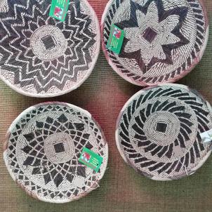 Tonga baskets traditional £10