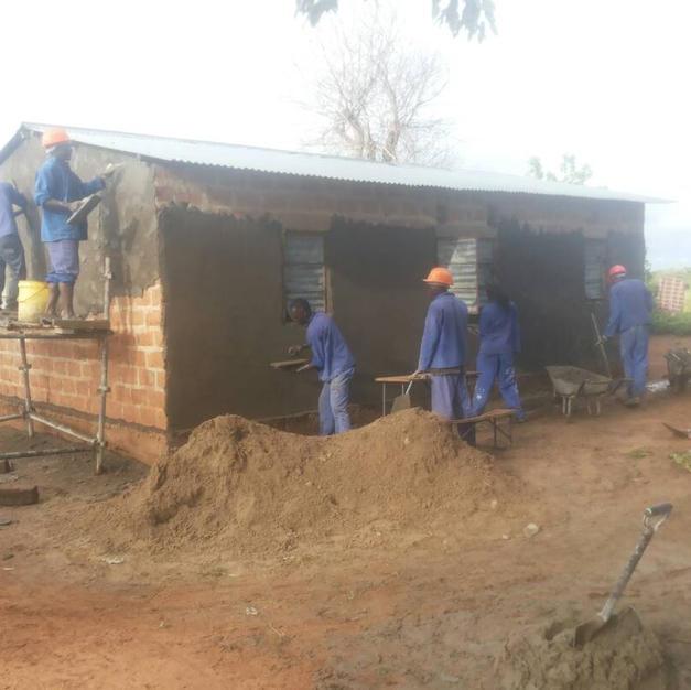 Refurbishing teacher's houses