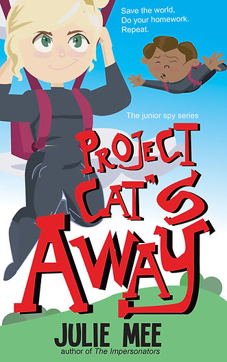 Project Cat's Away book cover