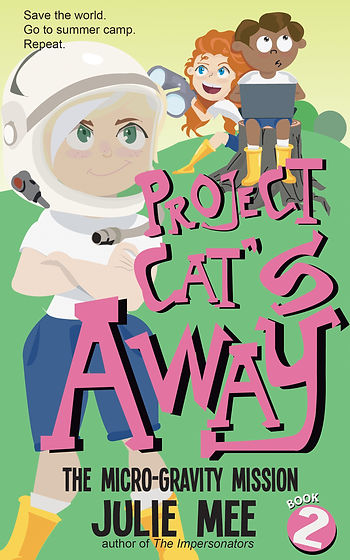 Project Cat's Away 2: The Micro-Gravity Mission