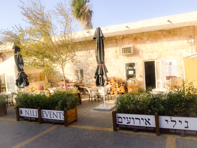NILI events outside