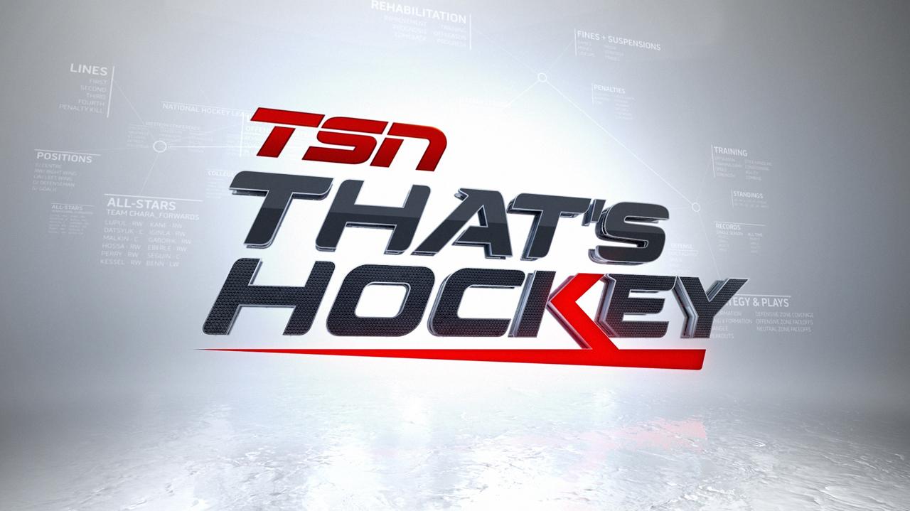 thats hockey