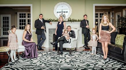family portraits charlotte