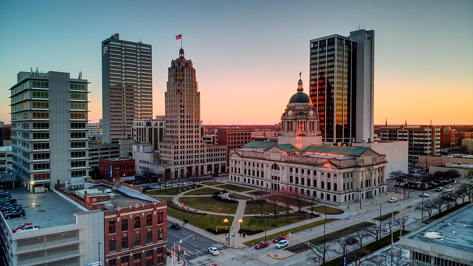 fort wayne pic mavic air 3.2.18 hdr clea