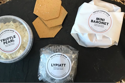 The April Spring Cheese Box