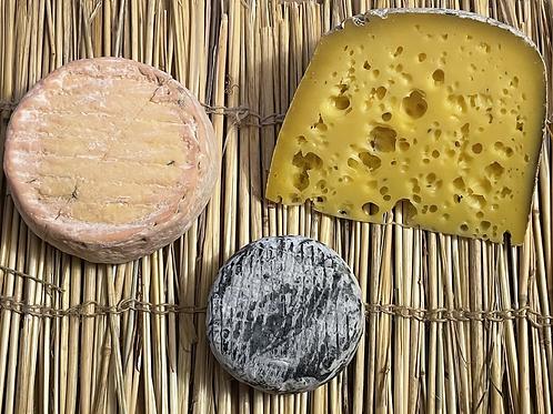 Celebration cheese board