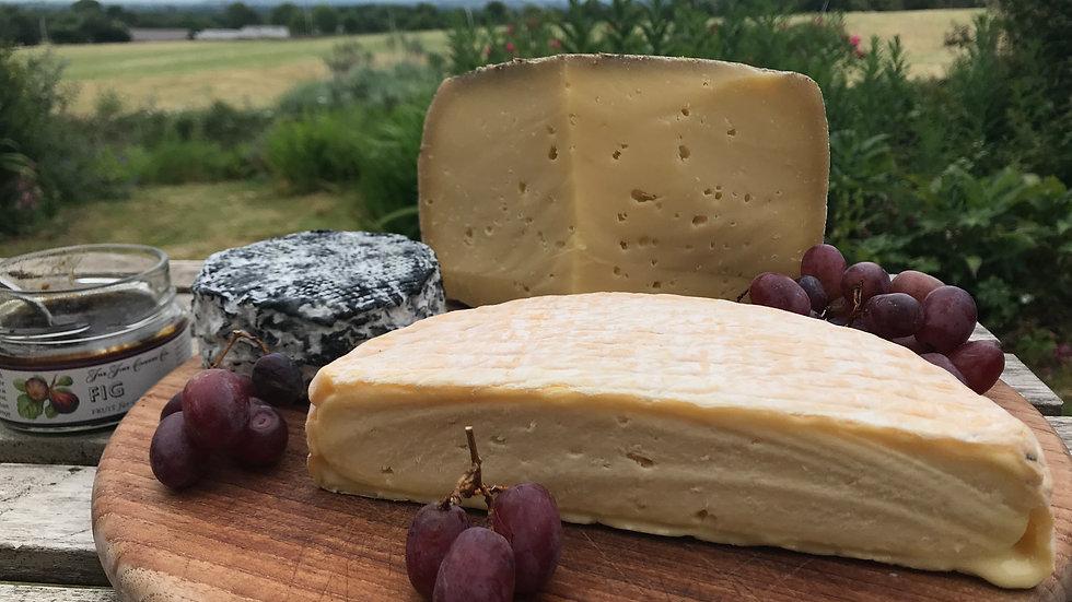 Garden Cheese Boards