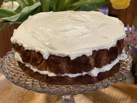Lemon and Limoncello Cake