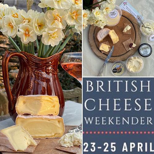 The Farmstead Cheese Tasting Box