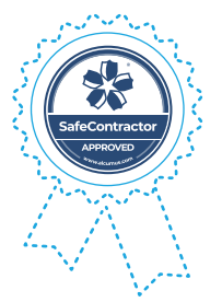 Safe Contractor Seal of Approval