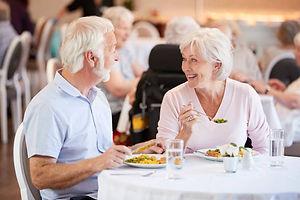 Retired couple eating lunch.jpg