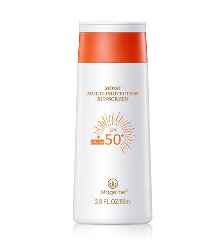 Sunscreen SPF50 清润倍护防晒霜