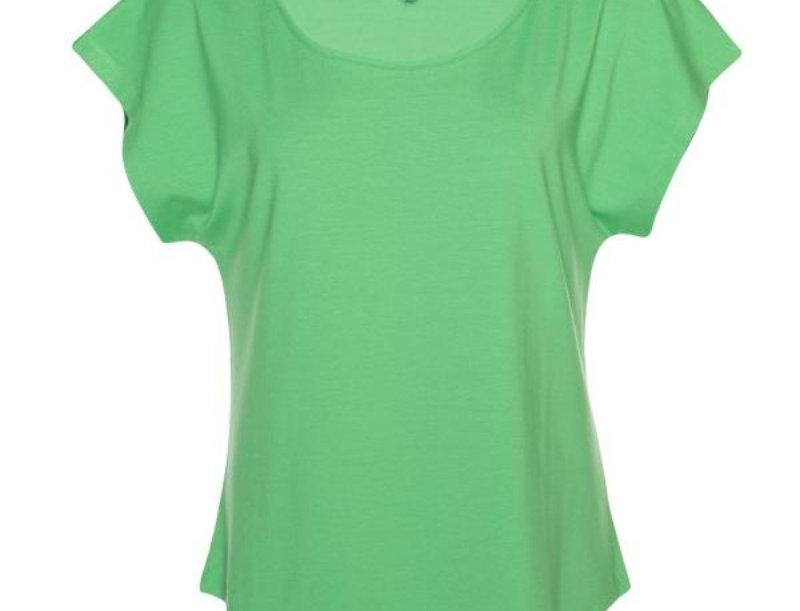 Lalamour Loose Shirt Green