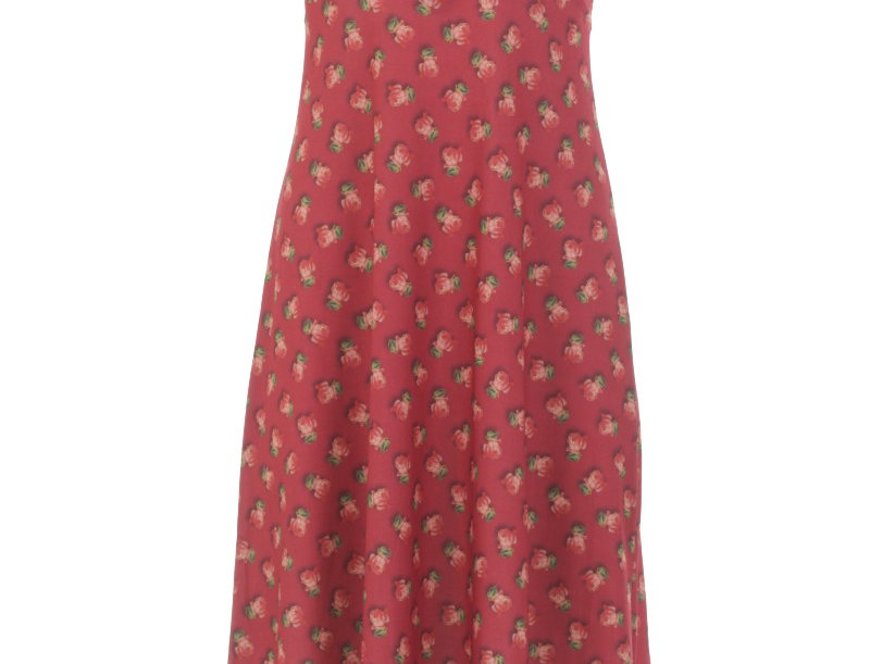 """LaLamour Singlet Dress """"Sweety"""" Red"""