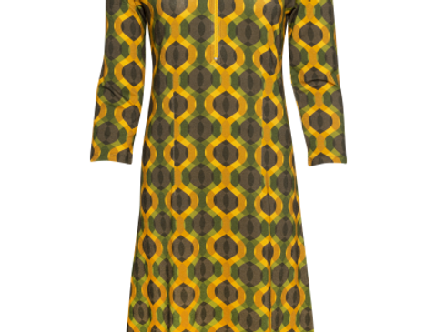 LaLamour Zipper Dress Seventies Sun