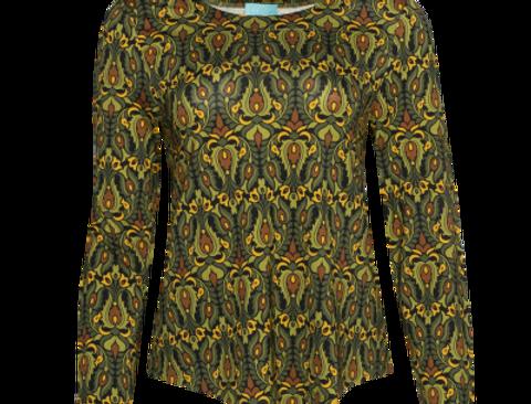 LaLamour Loos Shirt Tulip Green