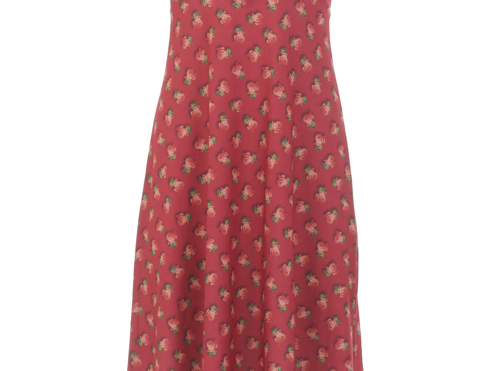 LaLamour Sweety Dress Red