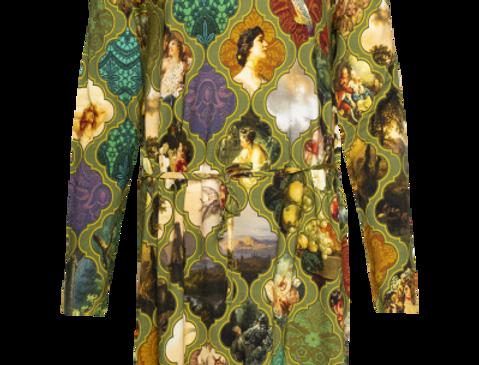 LaLamour Tunic Dress Rococo Multi