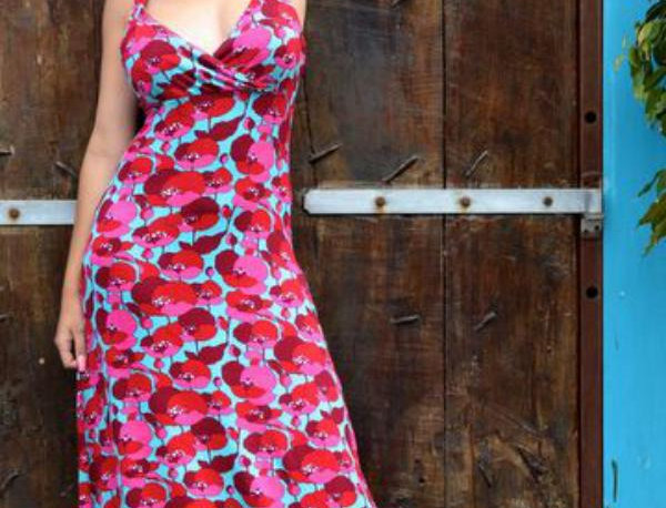 LaLamour Sundress Poppy