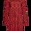 Thumbnail: LaLamour Tunic Dress Tulipp Red
