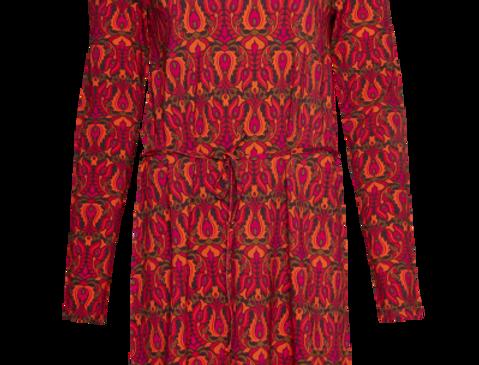 LaLamour Tunic Dress Tulipp Red