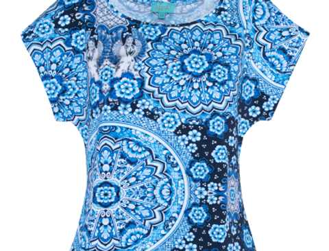 LaLamour Loose Shirt Dutch Blue