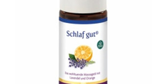 Lekker Slapen massage olie bio