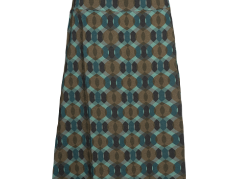 LaLamour A-Line Skirt Seventies Petrol