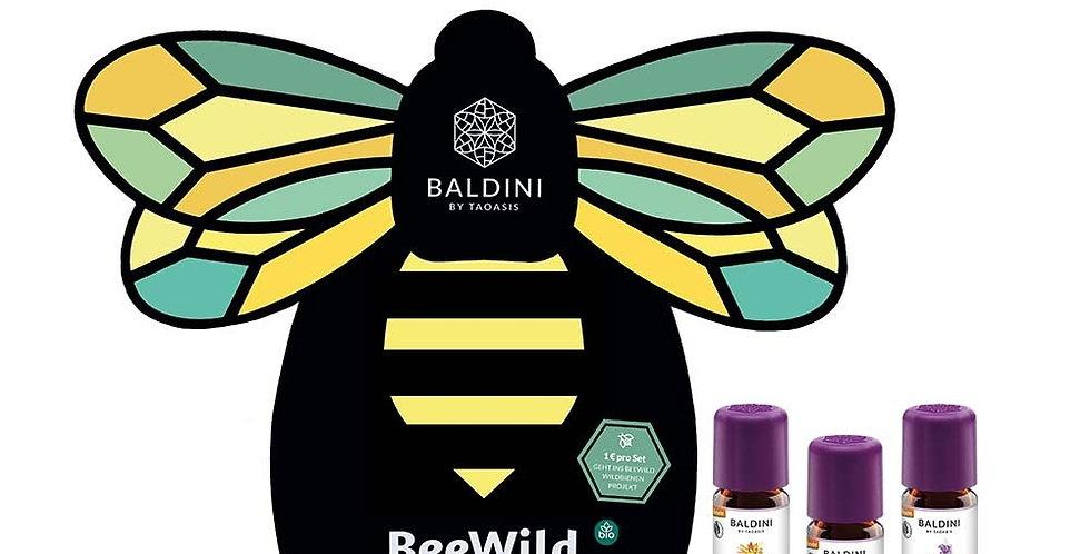 Taoasis Baldini Bee Wild setje met 3 geurcomposities