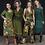 Thumbnail: LaLamour Petticoat Green