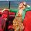 Thumbnail: LaLamour Tutti Fruity Long Dress