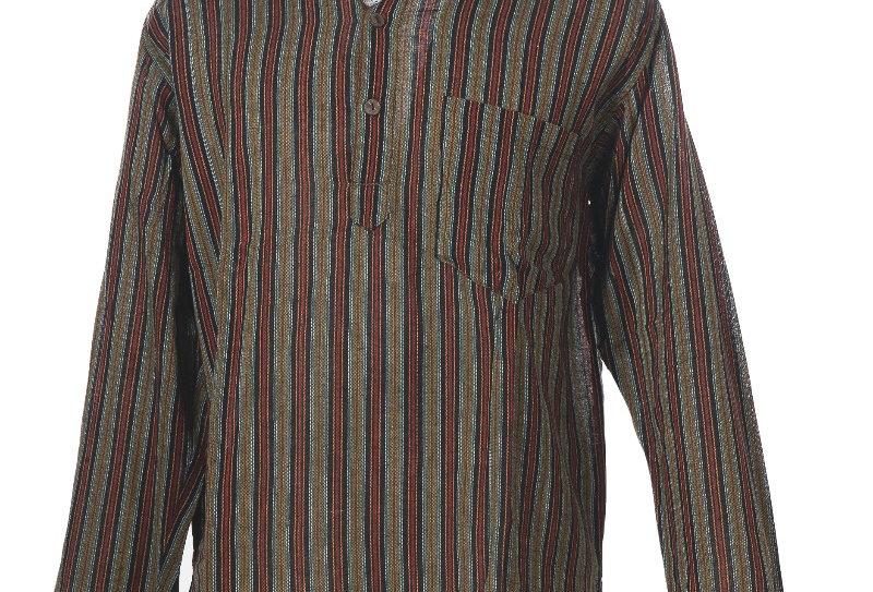 Ixtlan Nepal Overhemd