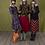 Thumbnail: LaLamour Petticoat Red